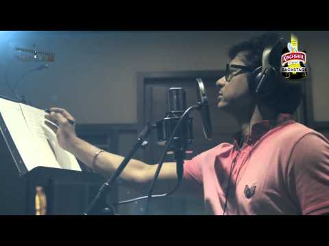 Shaan - Bekarar | New Bengali Song | Kingfisher Backstage 2014 video