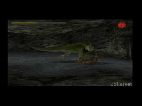 The Lost World Jurassic Park Code and Gameplay [PS1]