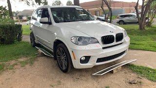 2013 BMW X5 из USA в Украину.Авто из Америки.