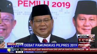 Prabowo: Inti Masalah Ekonomi, Kekayaan Kita Tidak Tinggal di Indonesia