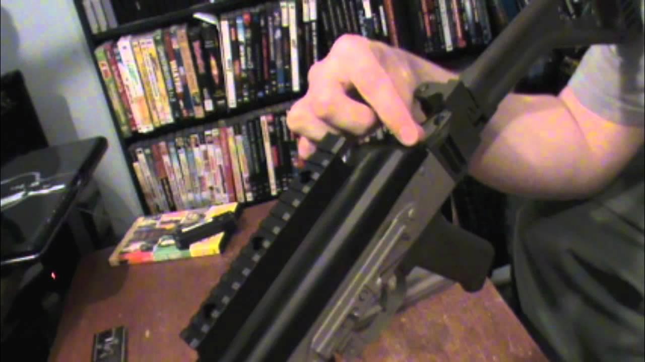 Texas Weapon Systems AKM/AK-47/AK-74 Gen-3 Dog Leg Scope