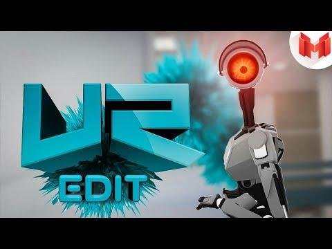 Проблемный робот (VR) Edit
