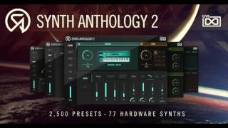 Long X - Vintage & Old School ( Song made with UVI Synth Anthology 2 soundbank).