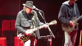 Watch Neil Young Double E video