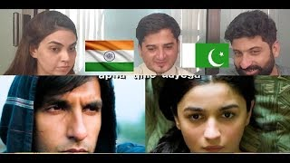 Pakistani Reaction to Gully Boy Official Trailer | Ranveer | Aalia Bhatt| Ab bus reaction