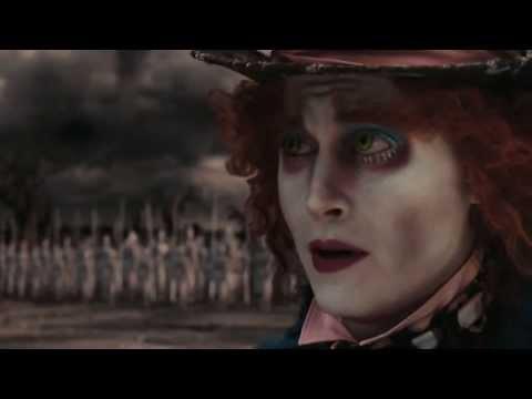 Alice In Wonderland (2010) - Alis Harikalar Diyarında Film Fragmanı