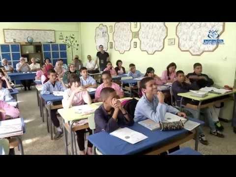 أول درس نموذجي باللغة الأمازيغية بإحدى المتوسطات بقسنطينة