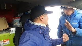 自驾西藏最美圣湖纳木错,遭遇强行收费,报警人家都不怕