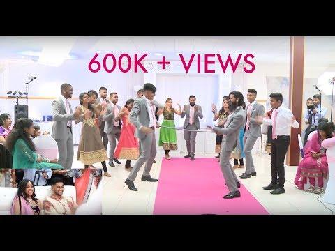 best tamil wedding dance surprise dance