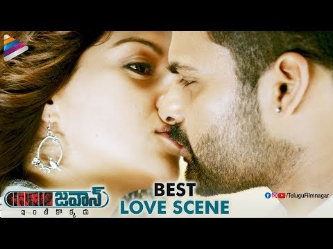Jawaan Movie BEST LOVE Scene | Sai Dharam Tej | Mehreen | Latest Telugu Movies | Telugu FilmNagar