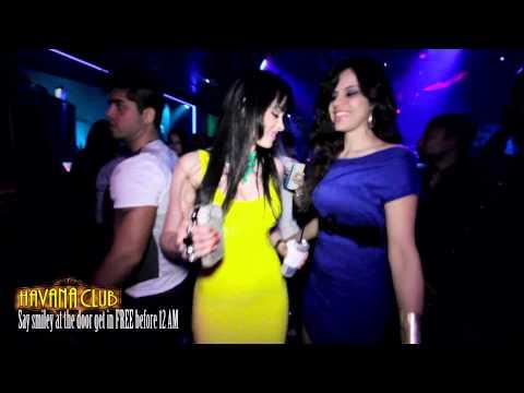 Havana Club Atlanta (March 2013 Promo)