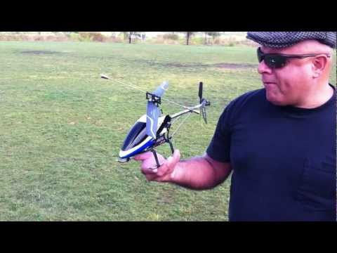 Double Horse 9117 2.4G 4CH RC Helicopter Part 1