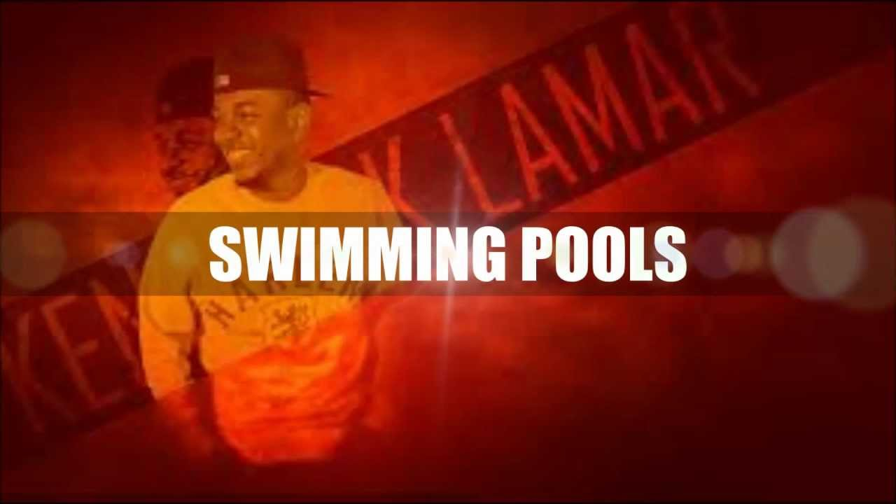Kendrick Lamar Swimming Pools Drank With On Screen Lyrics Youtube