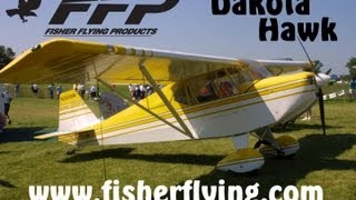 Dakota Hawk, Fisher Flying Products