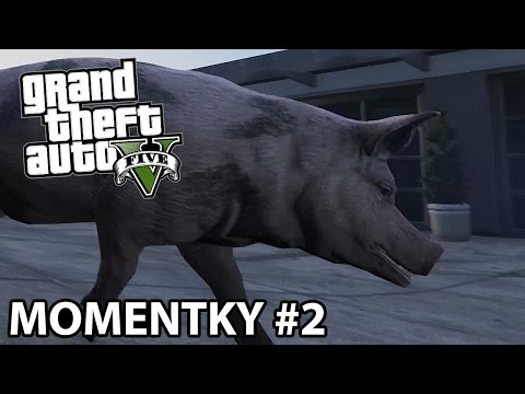 GTA V - Momentky #2