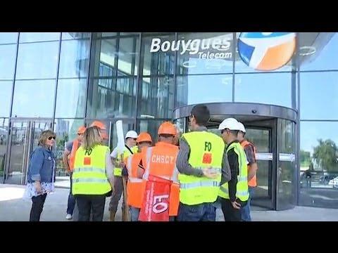 Bouygues Telecom va supprimer 1.516 postes, les syndicats se mobilisent - 11/06