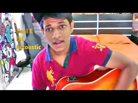 Haal E Dil Cover By Shikhar Varshney video