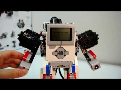 LEGO MINDSTORMS - EV3 - Ice s Giant
