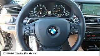 2014 BMW 7 Series Rockford IL AC79039A