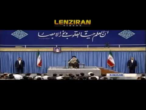 Contradiction of the leader with Hassan Rouhani