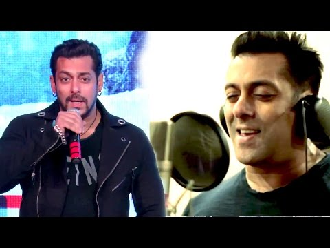 Salman Khan On Singing Marathi Song For The Film FU - Fun Unlimited