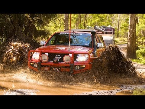 Nissan Navara build with Pat Callinan