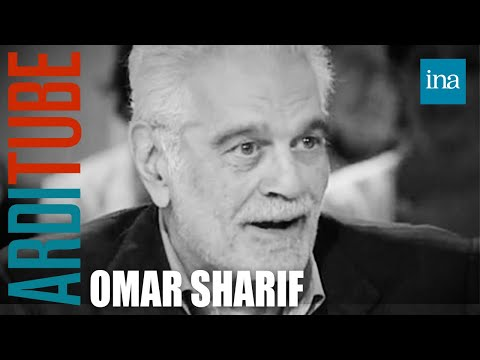 Interview biographie d'Omar Sharif - Archive INA