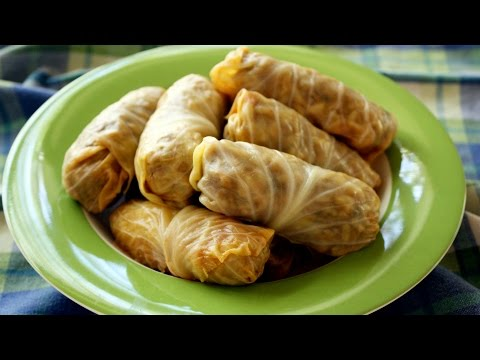 Cabbage Rolls ( Polish Golabki ) - Delicious & Healthy Recipe