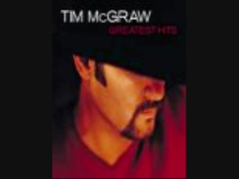Tim Mcgraw - She Never Lets It Go To Her Heart