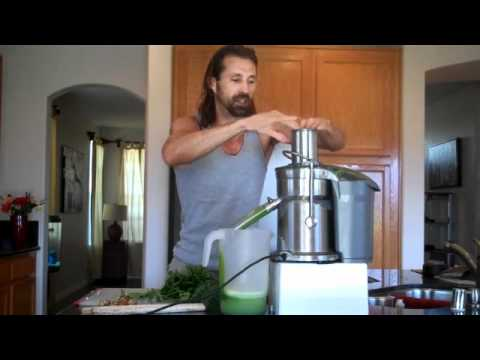 GREEN JUICE RECIPE FOR DIABETICS & BLOOD SUGAR STABILIZATION
