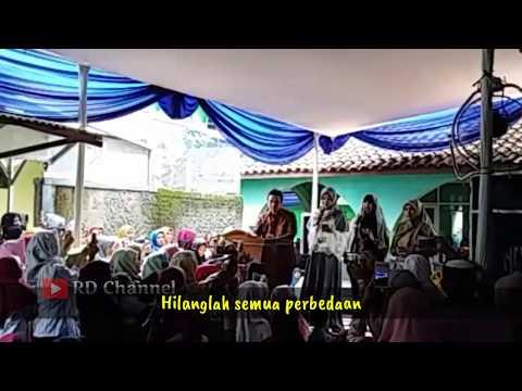 "Download Ita Purnamasari dkk ""Alhamdulillah"" Opick | Wisuda Darul Hufadz Mp4 baru"