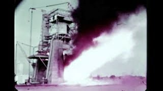 Watch a Saturn V First Stage Test Firing! | Historic Video