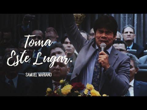 Música Nova - Samuel Mariano - Toma Este Lugar