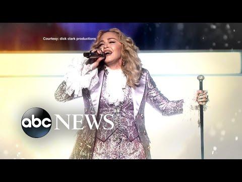 Madonna's Prince Tribute Performance