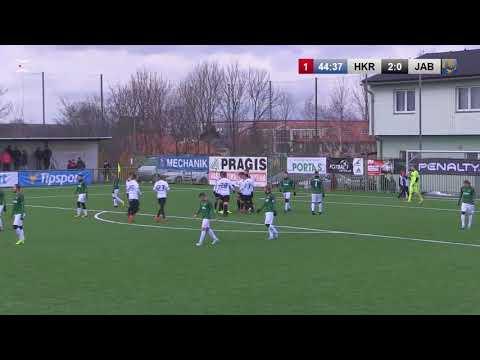 FC HK - FK Jablonec 3:0, TIP SPORT  2018