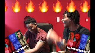 Diplo French Montana Lil Pump Ft Zhavia Welcome To The Party Official Reaction Audio