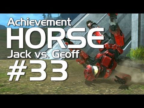 Halo: Reach - Achievement HORSE #33 (Jack vs. Geoff)