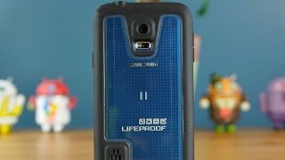 Lifeproof Fre For The Galaxy S5 Full Review and Testing... in 4K!