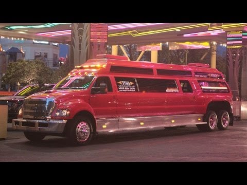 Ford Truck Limo Ford f 650 Big Party Truck