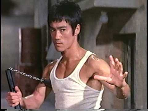 Bruce Lee - Nunchaku video