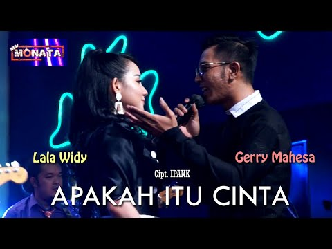 Apakah Itu Cinta - Lala Widy Feat Gerry Mahesa ( Official Music Video )