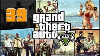 Прохождение Grand Theft Auto V (GTA 5) — Часть 39: Война с законом