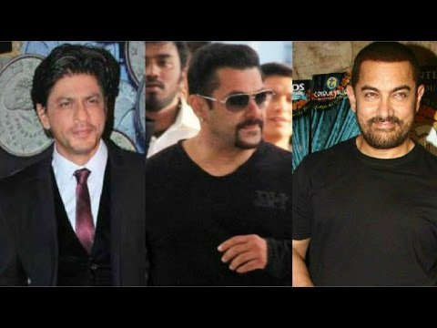 Narendra Modi To Bring Shahrukh Khan, Salman Khan and Aamir Khan