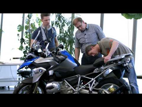 2013 BMW R 1200 GS official infomercial