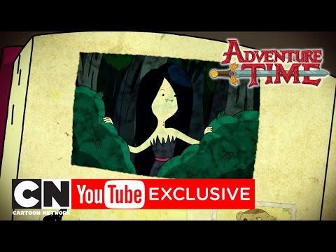 Тайны Ооо - Марселин| Время приключений | Cartoon Network