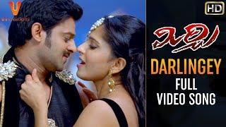 Darlingey Video Song   Mirchi Telugu Movie Songs   Prabhas   Anushka Shetty   DSP   Koratala Siva