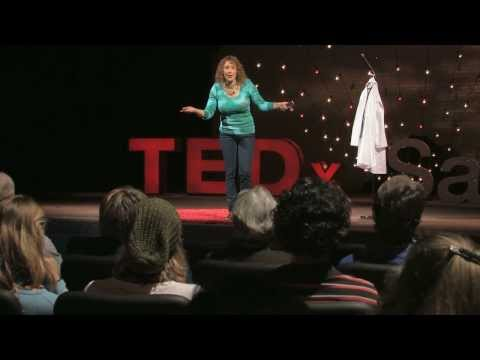 How to get naked with your doctor: Dr. Pamela Wible at TEDxSalem