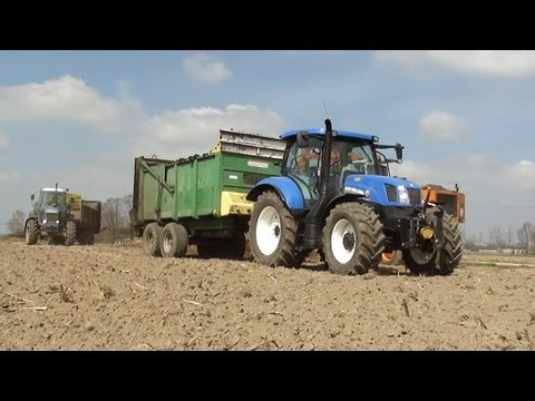Nowy nabytek 2013 New Holland T6.175