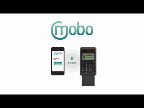 Mobo - la solution d'encaissement mobile de BNP Paribas