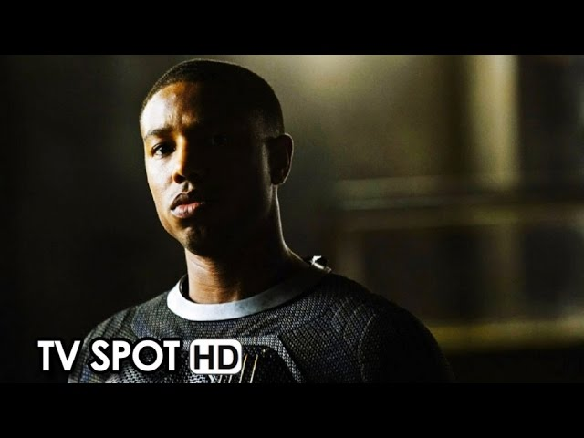 FANTASTIC FOUR by Josh Trank - TV Spot 'Countdown' (2015) HD